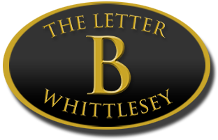 the letter b whittlesey